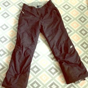 Women's medium EMS snowboard/snow pants
